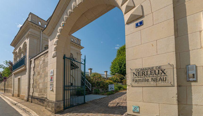 Notre Domaine de Nerleux Saumur Famille Neau